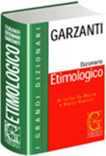 9780828819879: Grande Dizionario Garzanti Etimologico