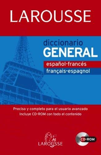 9780828823272: Larousse Spanish to English and English to Spanish Dictionary with Cd ROM: Larousse Diccionario Espanol Ingles y Ingles con CD ROM (Spanish Edition)