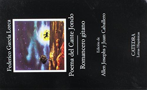 9780828825122: Poema del Cante Jondo: Romancero Gitano (Spanish Edition)