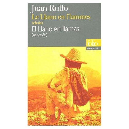 9780828825740: El Llano En Llamas : Le llano en flammes - bilingual edition in French and Spanish (French and Spanish Edition)