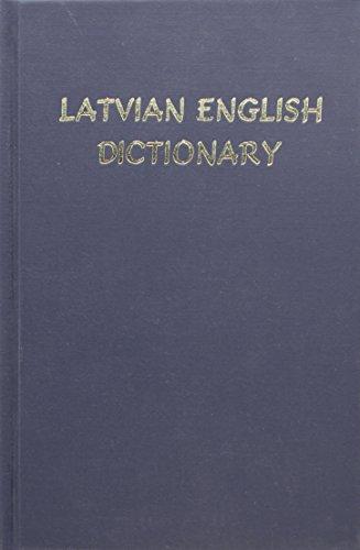 9780828826280: Latvian - English Dictionary