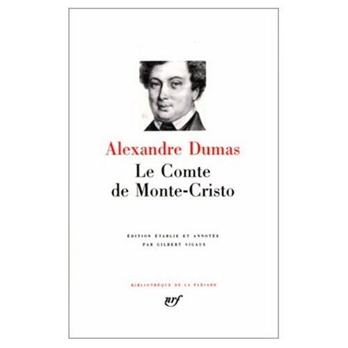 9780828834421: Le Comte de Monte Cristo (Bibliotheque de la Pleiade) (French Edition)