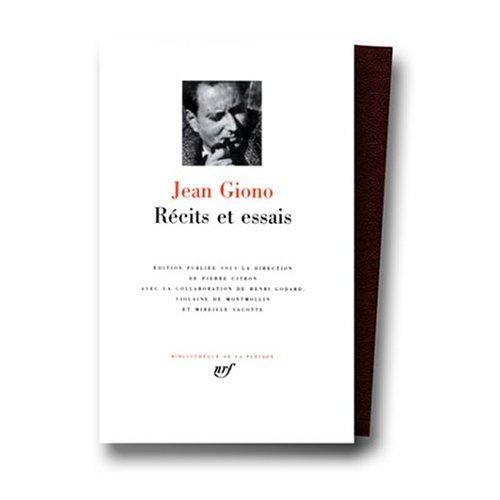 9780828834841: Recits et Essais (Bibliotheque de la Pleiade)