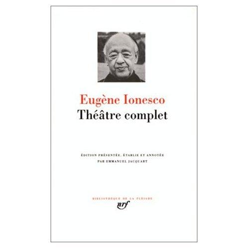 9780828835077: Theatre Complet (Bibliotheque de la Pleiade)