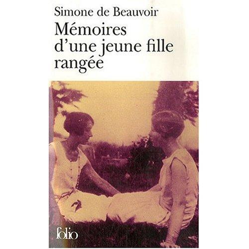 9780828836586: Memoires d'une Jeune Fille Rangee