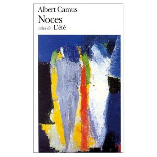 9780828836678: Noces suivi de l'Ete (French Edition)