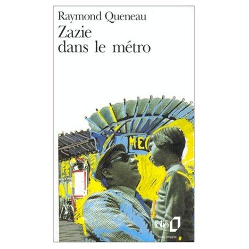 9780828837255: Zazie dans le Metro (French Edition)