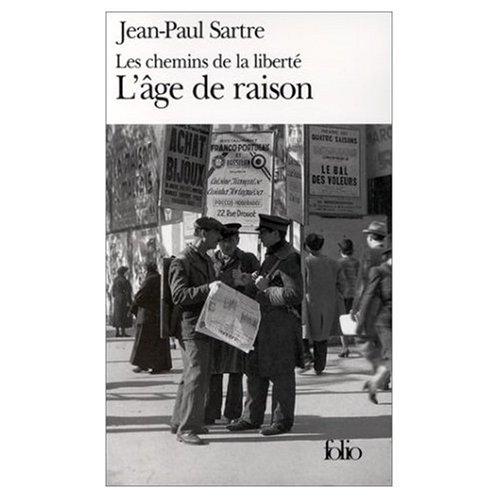 L'Age de Raison: Jean�Paul Sartre; Sartre, Jean�Paul