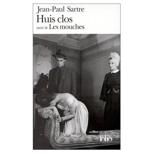 9780828837460: Title: Huis clos et les Mouches French Edition