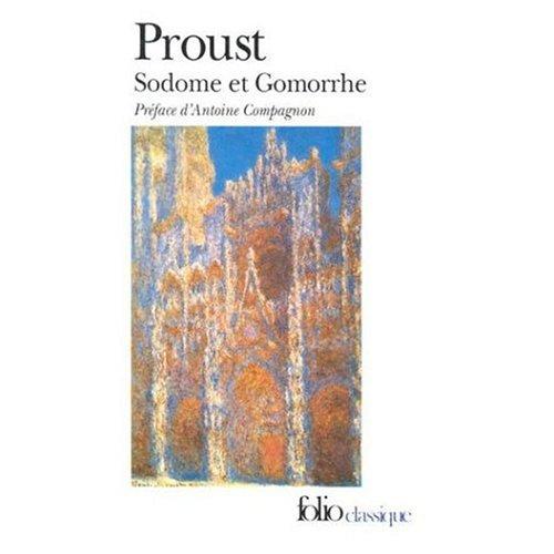 Sodome et Gomorrhe: Bk. 5, A la Recherche du Temps Perdu (9780828837651) by Marcel Proust; Marcel Proust