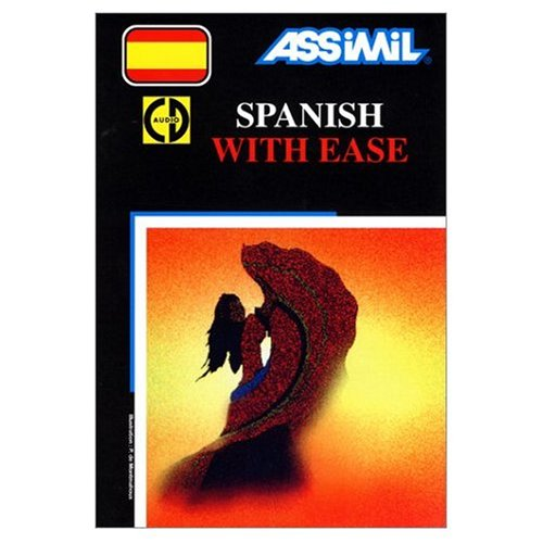 9780828843195: Assimil Language Courses / Spanish with Ease / Book Plus 4 Audio Compact Discs