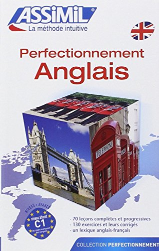 9780828844833: Assimil Language Courses :Perfectionnement Anglais : Intermediate/Advanced English for French Speakers (cd's sold separately) (English and French Edition)