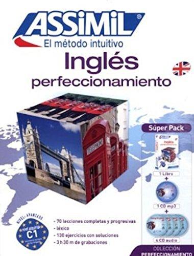 9780828844918: Ingles Perfeccionamiento: Intermediate English for Spanish Speakers