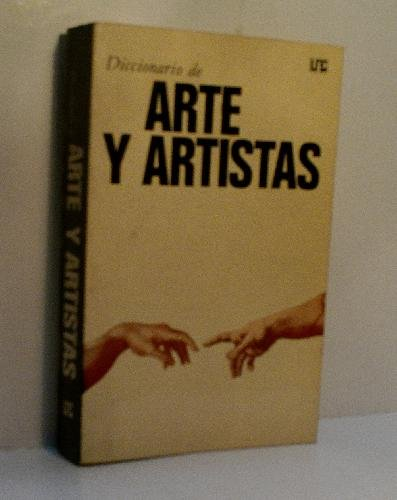 9780828848800: DICCIONARIO DE ARTE Y ARTISTAS