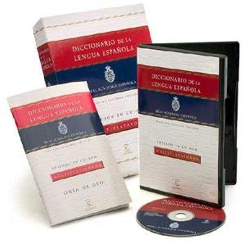 9780828848879: Diccionario de la Lengua Espanola de la Real Academia Espanola en CD-ROM