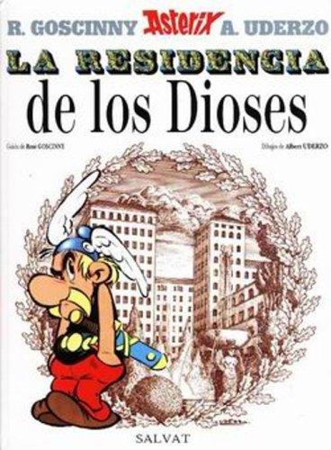 9780828849012: ASTERIX LA RESIDENCIA DE LOS DIOSES