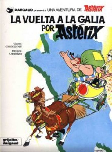 9780828849111: Asterix: La Vuelta a la Galia (Spanish edition of Asterix and the Banquet)