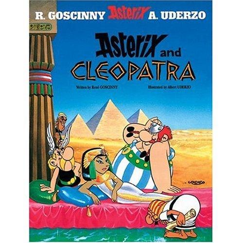 Asterix and Cleopatra: Goscinny, Rene, Uderzo, Albert, Goscinny, Rene de