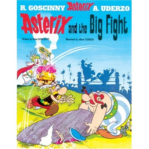 9780828849173: Asterix and the Big Fight