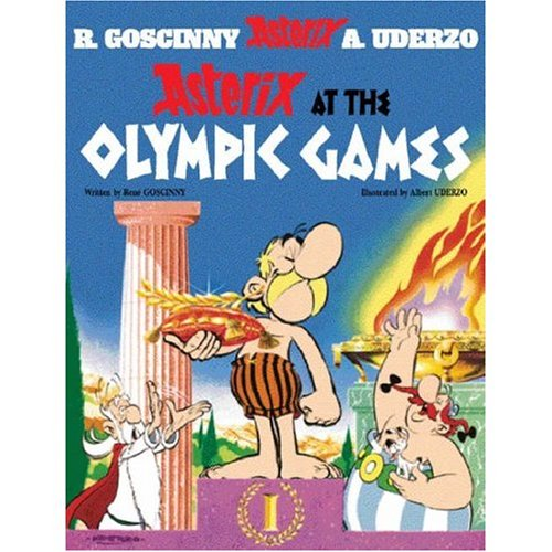 9780828849265: Asterix at the Olympic Games