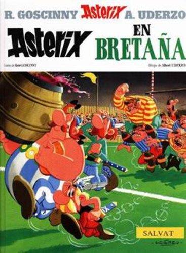 9780828849340: Asterix en Bretana [Hardcover] by Rene de Goscinny