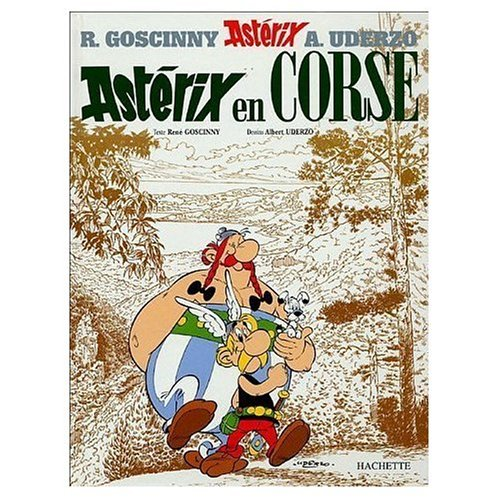 9780828849364: Asterix en Corse (French Edition of Asterix in Corsica)