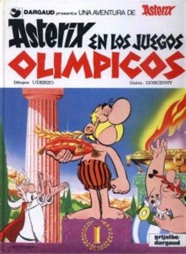 9780828849388: Asterix en los juegos Olimpicos (Spanish Edition of Asterix at the Olympic Games)