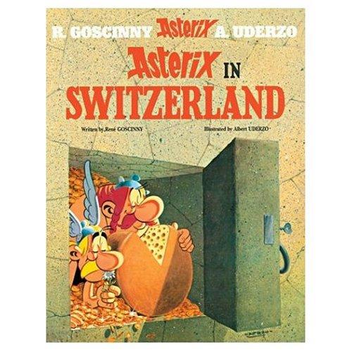 9780828849470: Asterix in Switzerland