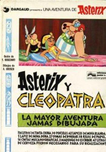9780828849555: Asterix Y Cleopatra