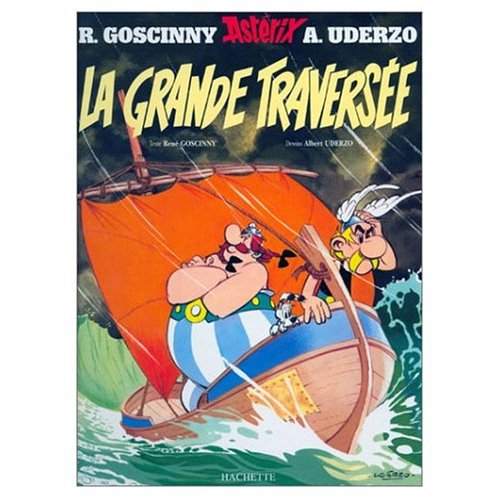 9780828849708: La GRande Traversee (French edition of Asterix and the Great Crossing)