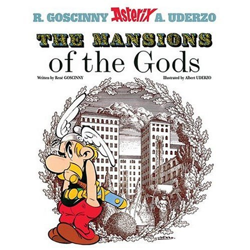 9780828849791: Asterix and the Mansions of the Gods