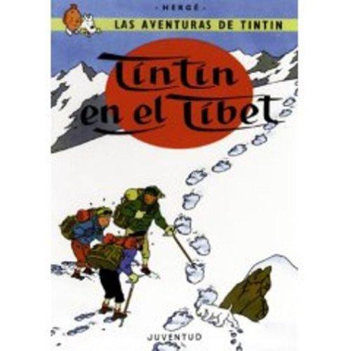 9780828849968: Las Aventuras de Tintin : Tintin En El Tibet (Spanish Edition)