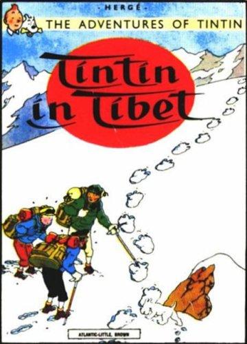 9780828850018: Tintin in Tibet