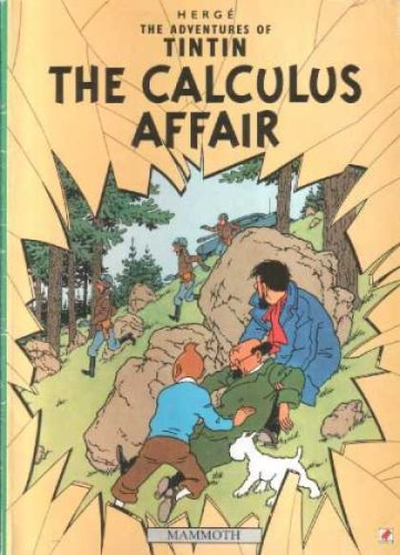 9780828850148: The Calculus Affair (Adventures of Tintin)
