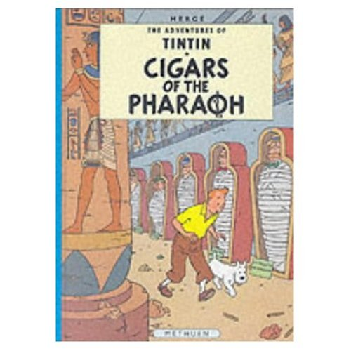 9780828850216: The Adventures of Tintin: Cigars of the Pharaoh