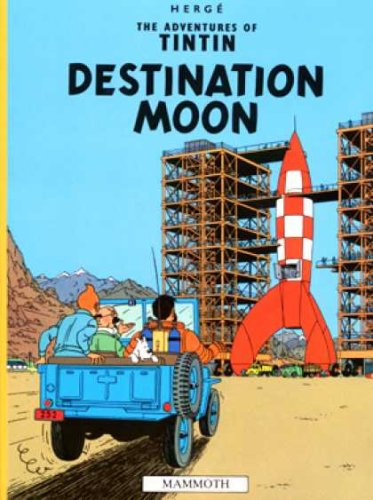 9780828850261: Destination Moon (The Adventures of Tintin)