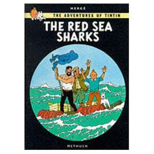 9780828850582: The Red Sea Sharks (Adventure of Tintin)