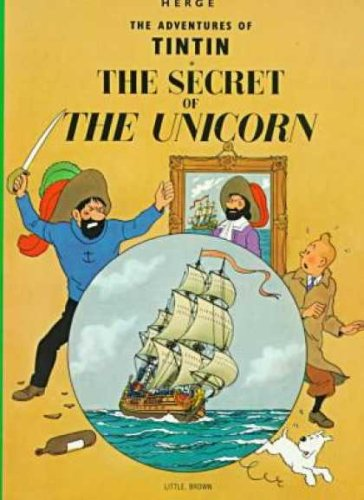 9780828850667: Secret of the Unicorn (Adventures of Tintin)