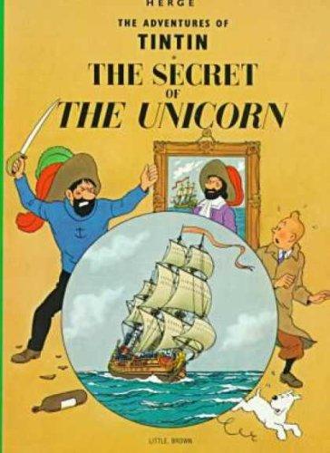 9780828850667: Secret of the Unicorn (Adventures of Tintin)