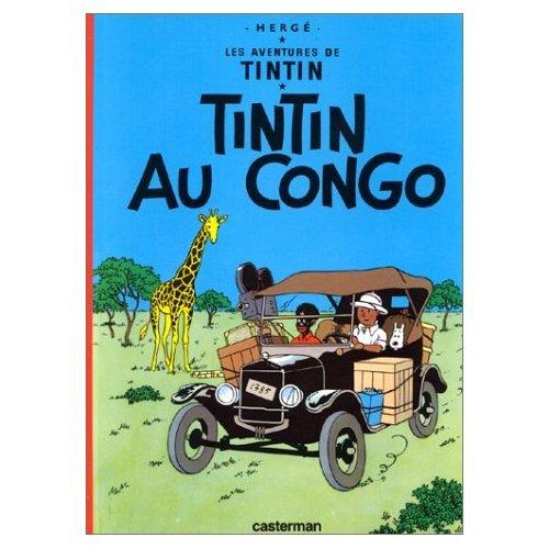 9780828850902: Tintin Au Congo