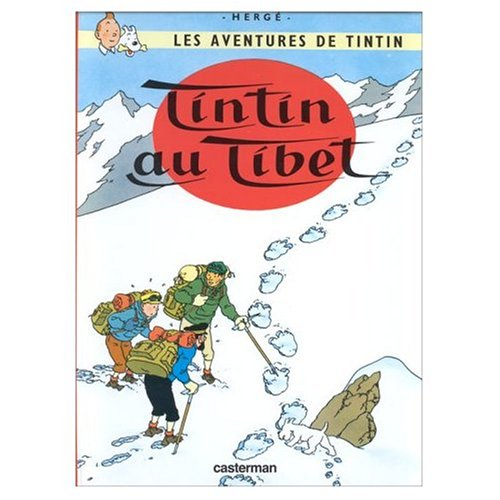 9780828850926: Les Aventures de Tintin: Tintin au Tibet (French Edition of Tintin in Tibet)