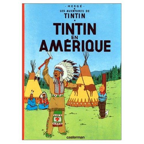 9780828850933: Les Aventures de Tintin : Tintin en Amerique (French Edition)