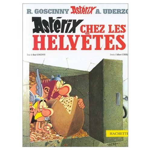 9780828851107: Asterix Chez les Helvetes (French Edition of Asterix in Switzerland)