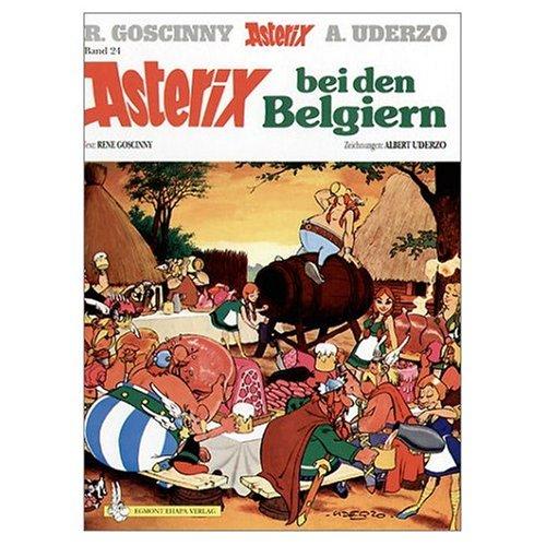 9780828851206: Asterix bei den Belgiern (German edition of Asterix in Belgium)