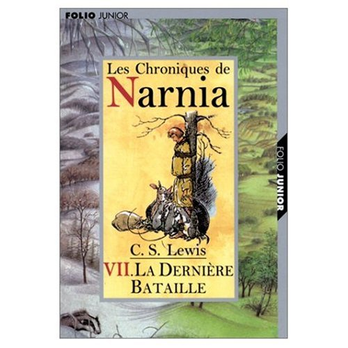 Les Chroniques de Narnia (French edition of The Chronicles of Narnia), 7 volumes: C.S. Lewis, J. ...