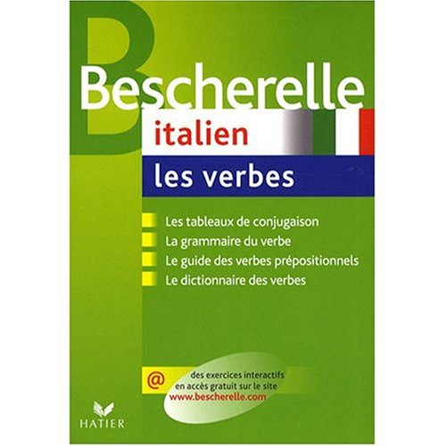 9780828852487: Bescherelle Les Verbes Italiens (French and Italian Edition)