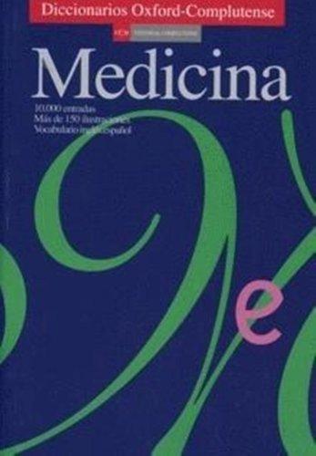 9780828853187: Diccionario Oxford de Medicina y Ciencias del Deporte