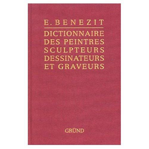 9780828856805: DICTIONNAIRE DES PEINTRES, SCULPTEURS, DESSINATEURS ET GRAVEURS: NOUVELLE EDITION 10 VOLUME SET