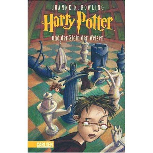Harry Potter und der Stein der Weisen (German edition of Harry Potter and the Sorcerer's Stone) (9780828860819) by J.K. Rowling