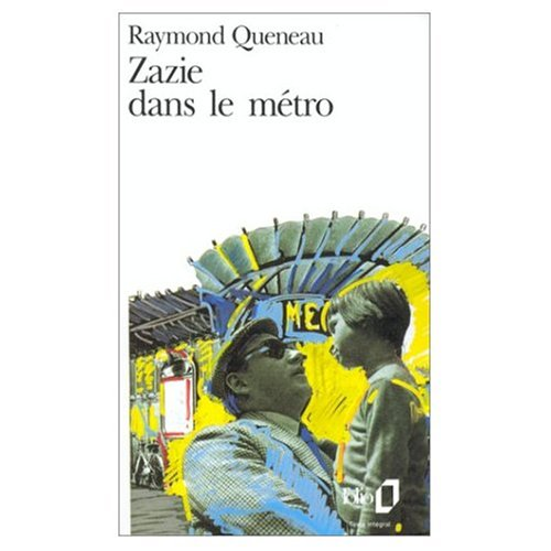 9780828862349: Zazie dans le Metro (French Edition)